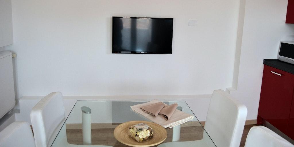 Eksempel på Comfort suite