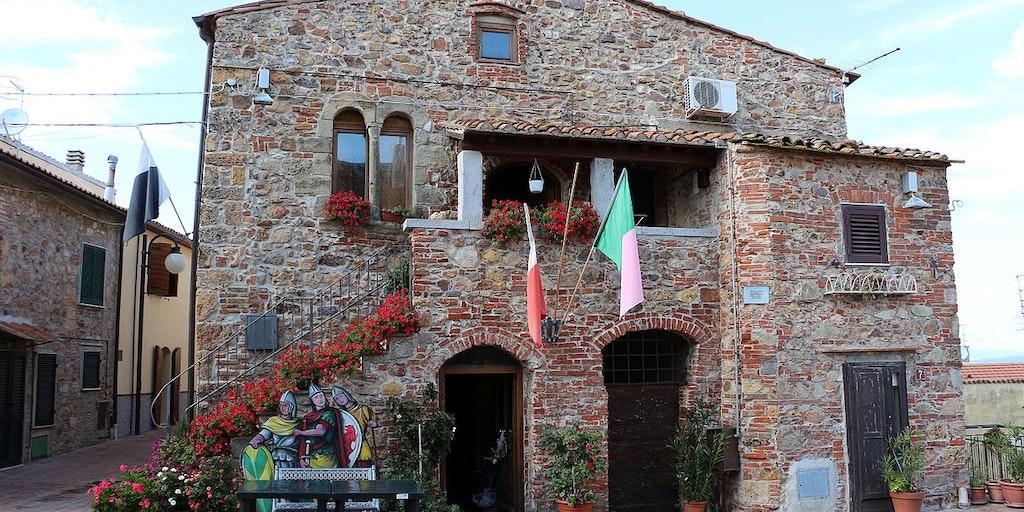 Montepescali (foto: Wikimedia Commons, Sailko)