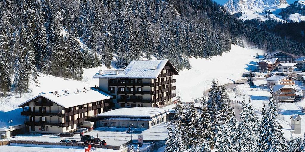 Sport Hotel & Club Il Caminetto, Canazei