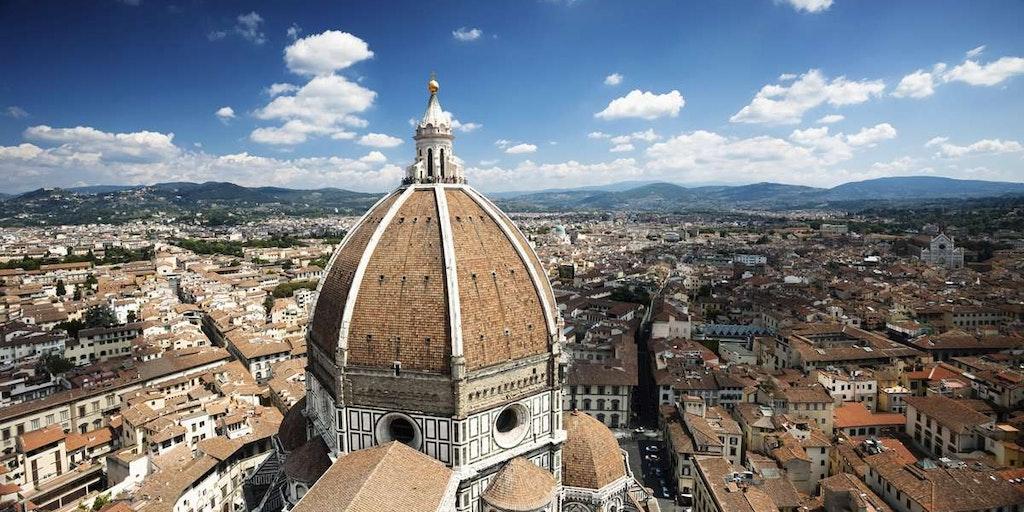 Utflukter i Toscana med Viator og In-italia