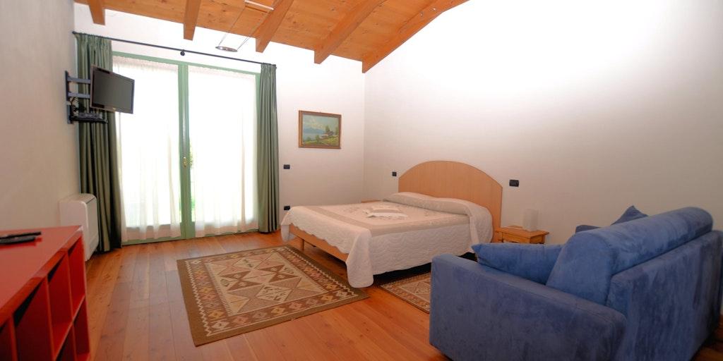 Geräumige Suite-Wohnung