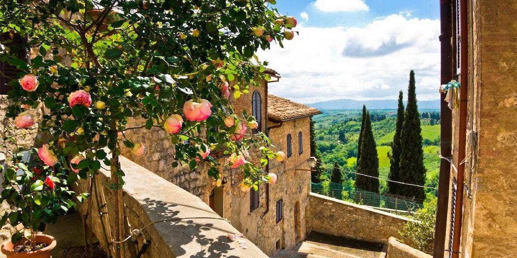 Verbringen Sie Ihren Urlaub in einem Agriturismo im Chianti Weinanbaugebiet