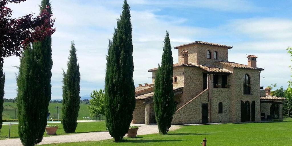Villa A Chiaraluna