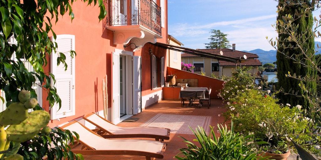 <p>Terrasse Allegretto</p>