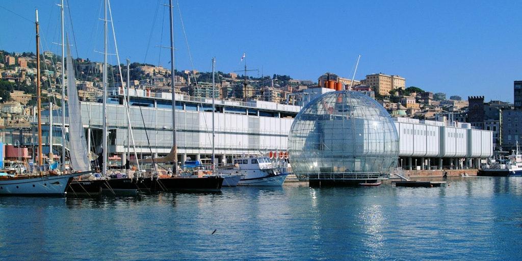 Acquario og Renzo Pianos boble