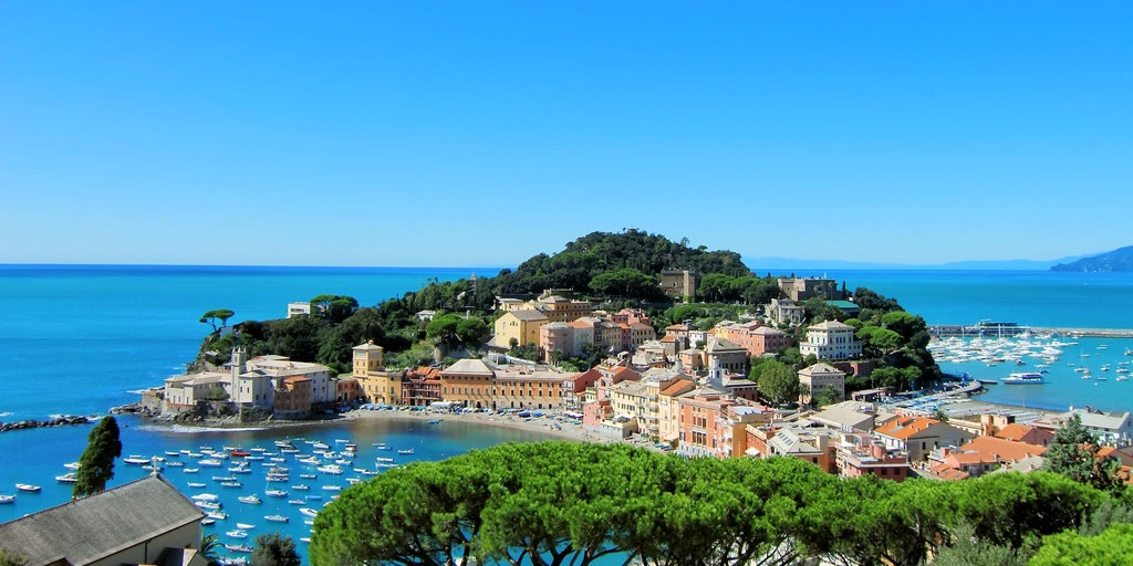 Denne udsigt sikrede Hotel Vis à Vis andenpladsen i kategorien 'Verdens smukkeste udsigt'