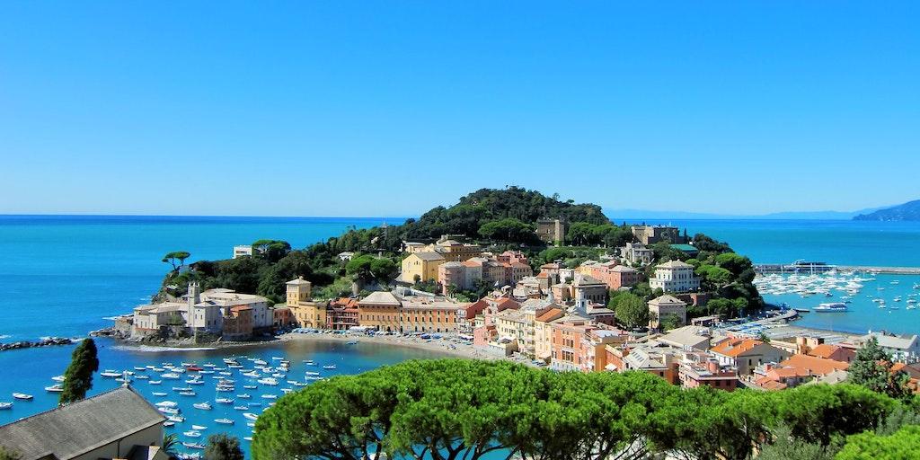 """<p>Diese Aussicht versicherte dem Hotel Vis à Vis den 2. Platz in der Kategorie """"weltweit schönste Aussicht""""!</p>"""