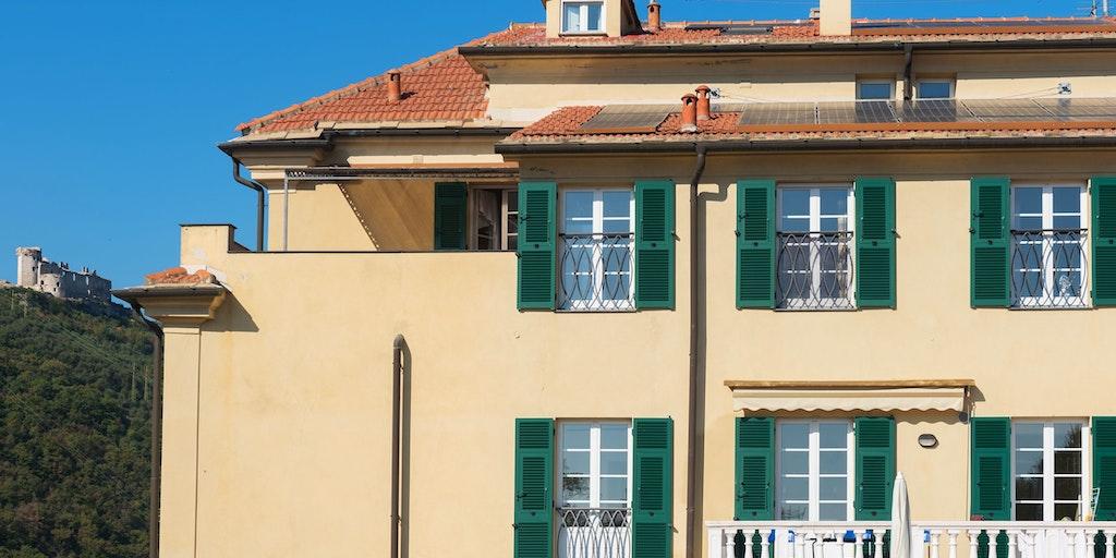 Ferien in Finale Ligure - Residence sul Borgo - Italien