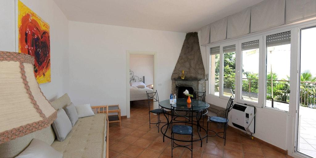 Lejligheden Villa Colmegna