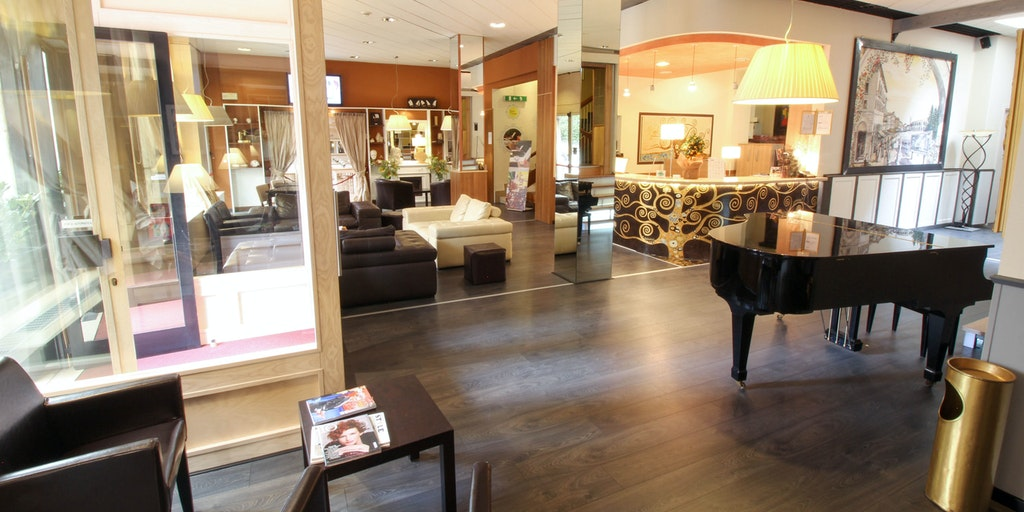 Hotel Italia Verona Via Mameli