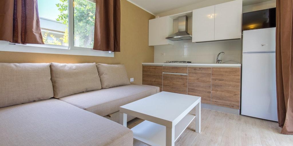 Lejlighederne Suite Living med privat terrasse