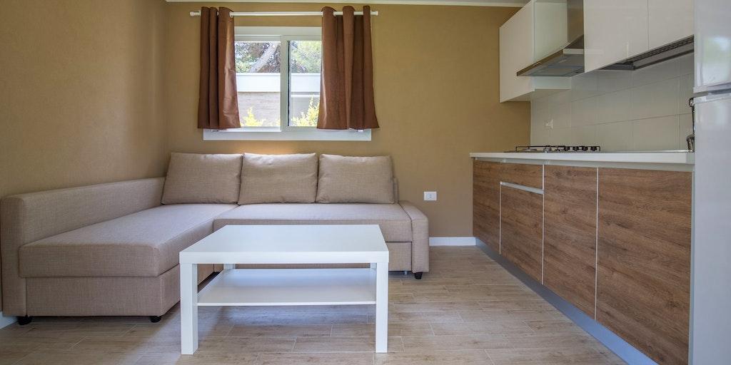 Wohnung Suite Living mit Veranda