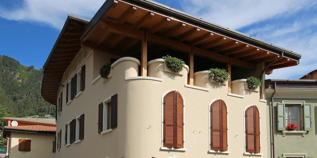 Les chambres Superior ont accès à la terrasse.