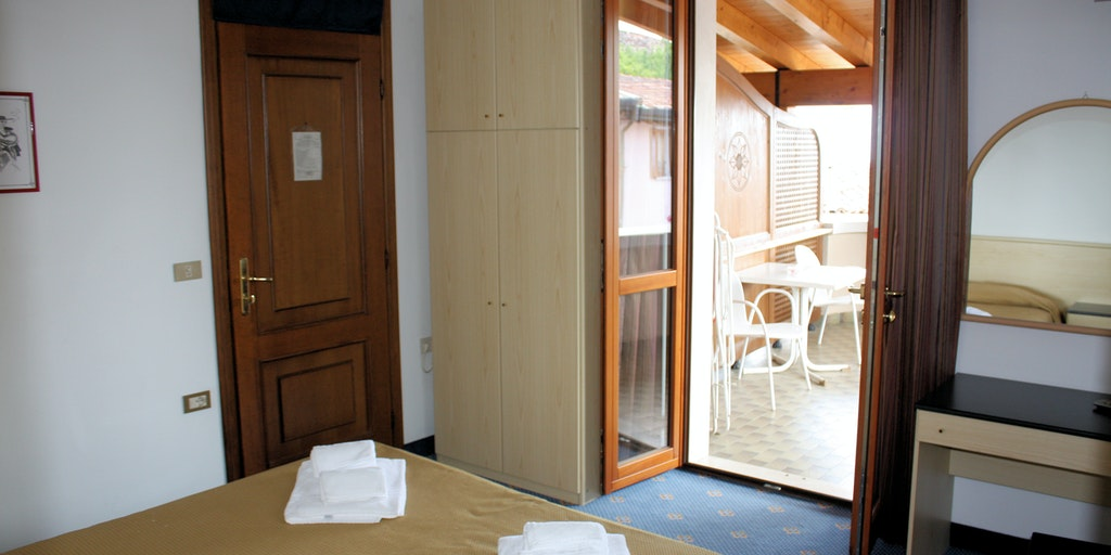 Superior-Zimmer mit Zugang zum Balkon