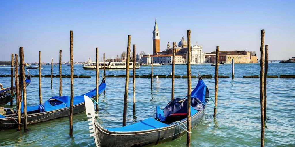 Book rejser til Veneto og oplev bl.a. utrolige Venedig