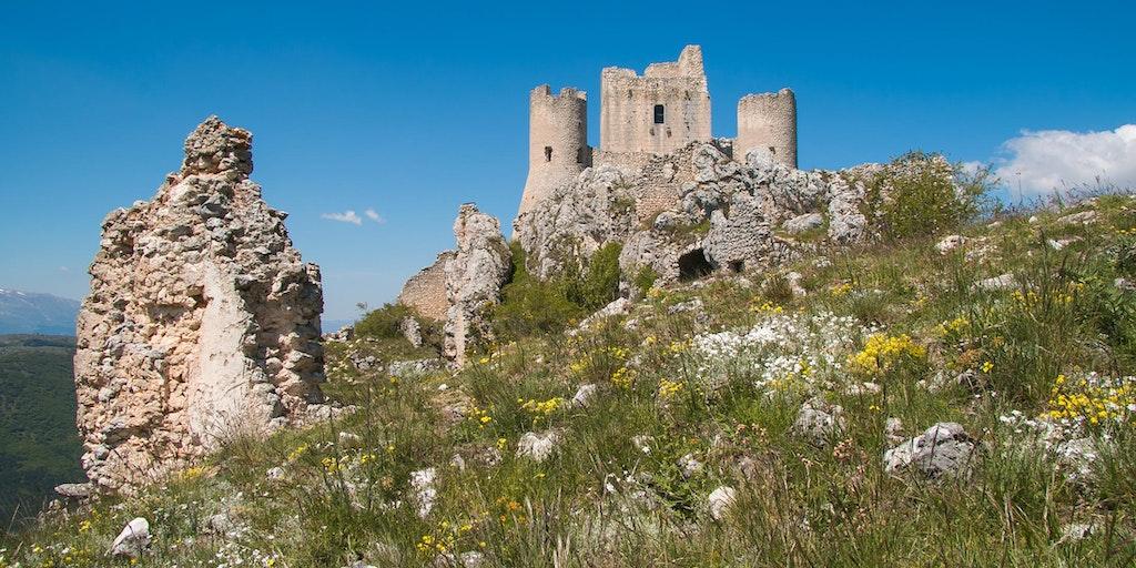Borgen Rocca Calascio