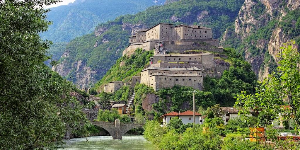 Borgen Forte di Bard