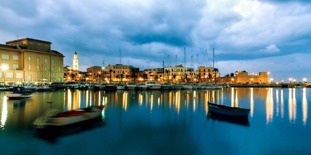 Nu kan du också resa till Bari med In-Italia, med flyg från Sverige eller Danmark