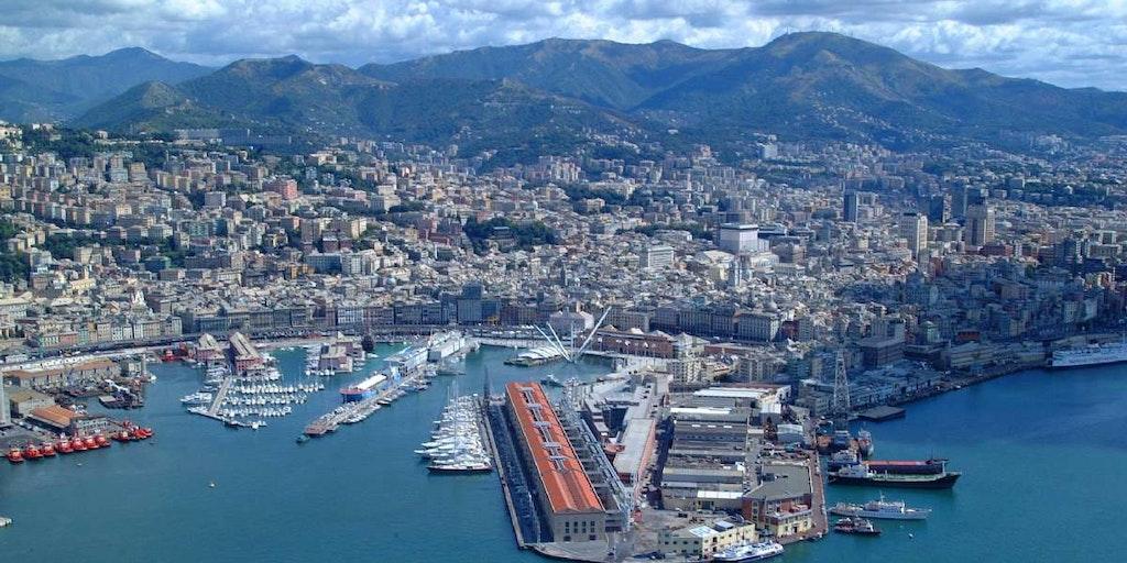 Fantastiske rejser til Genova i Middelhavets smørhul.