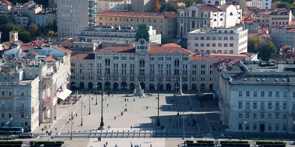 Upplev historiens vingslag på en spännande resa till Trieste
