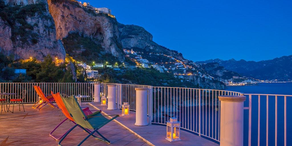 Hotel Le Terrazze - Conca dei Marini Amalfi Coast Italy