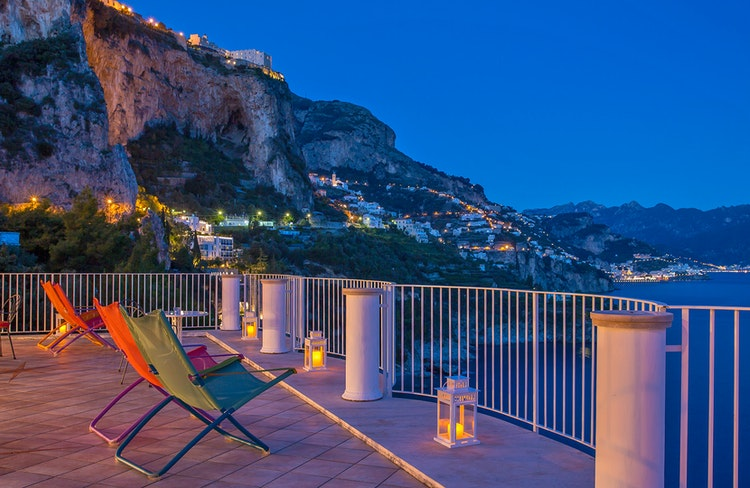 Hotel Le Terrazze - Hotel in Conca dei Marini auf Amalfiküste