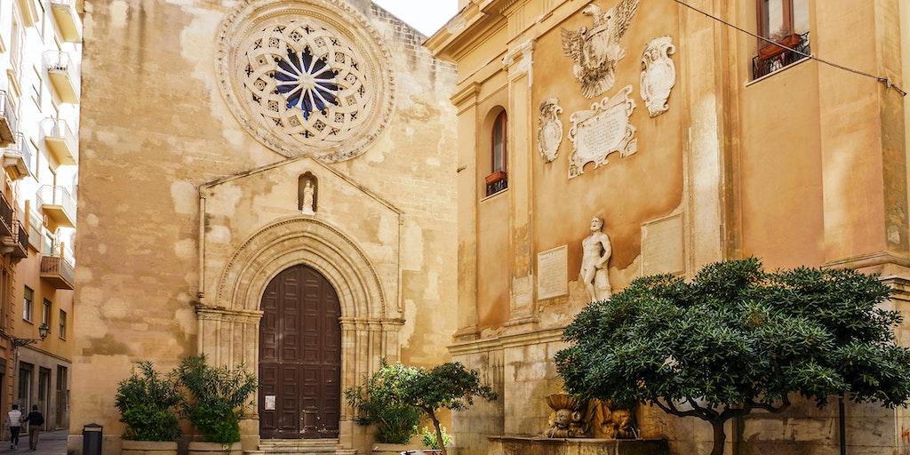 St Augustine kirken
