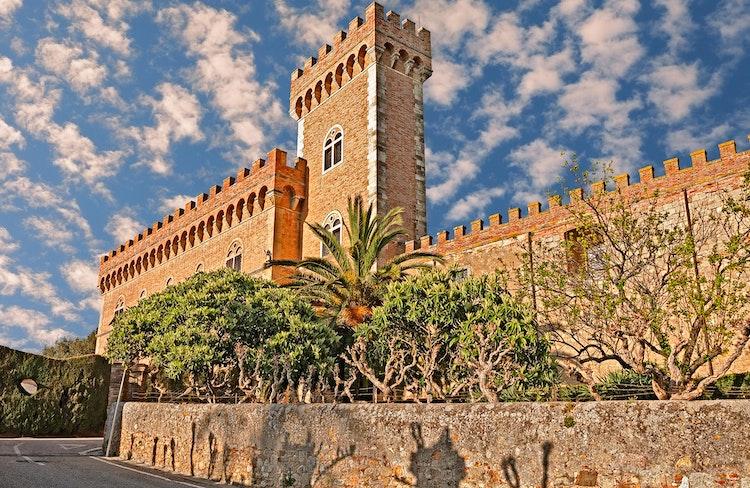 Bolgheri Tuscany Vacation Book Hotel Apartment Here
