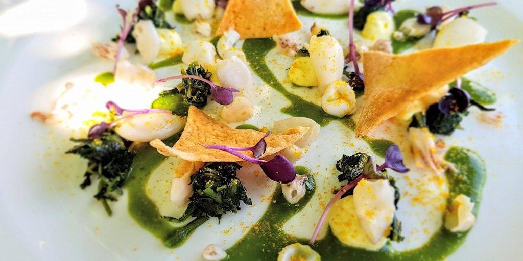 Délicatesse des saveurs et étude des couleurs...les petits plats de Villa Arcadio vous laisseront d'excellents souvenirs.