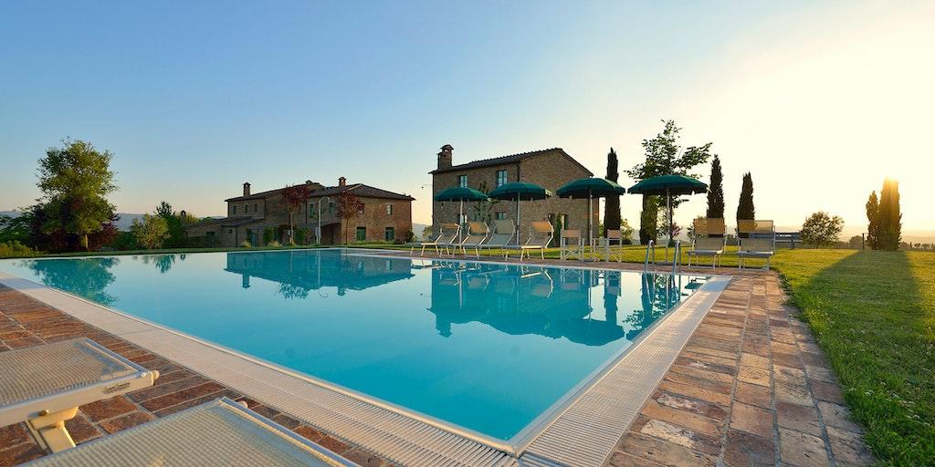 e14cbc37 Podere Salicotto - Hotell i Buonconvento i Toscana