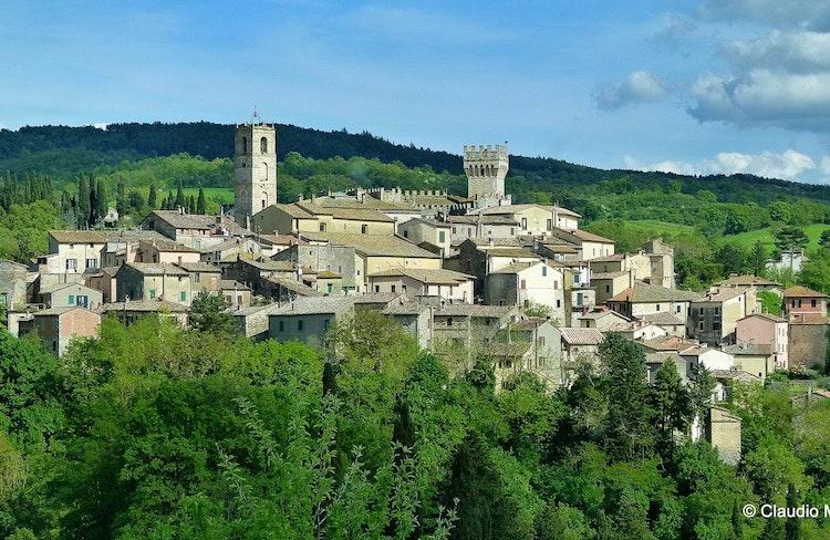 San Casciano dei Bagni Tuscany | Book hotel / apartment