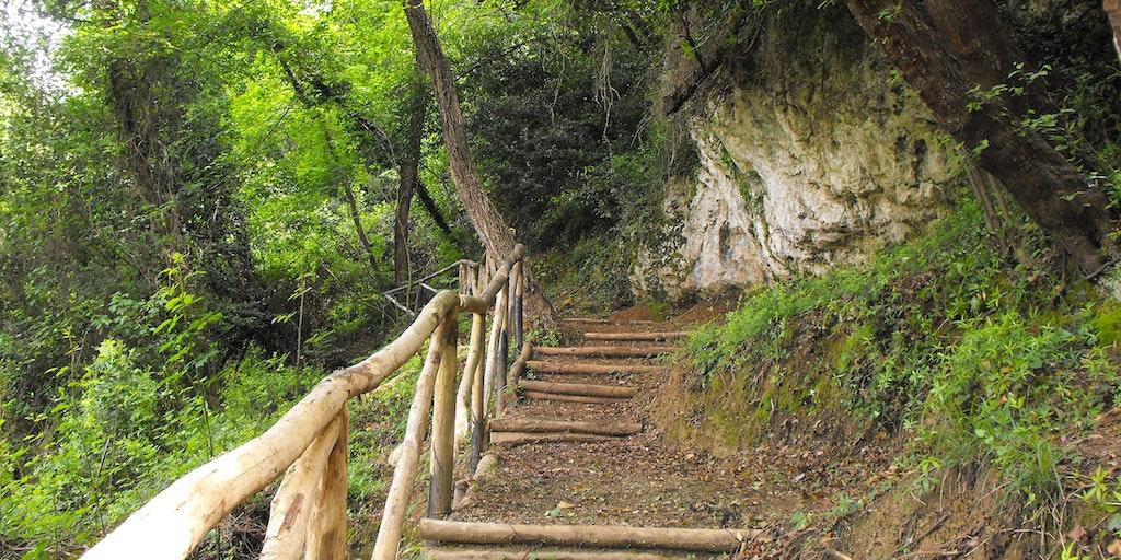 Nationalparken Gargano Lesina