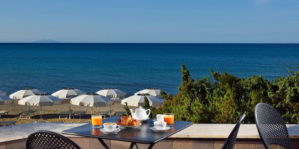 Riva del sole resort spa feriebolig i castiglione for Ristorante da antonietta castiglione della pescaia