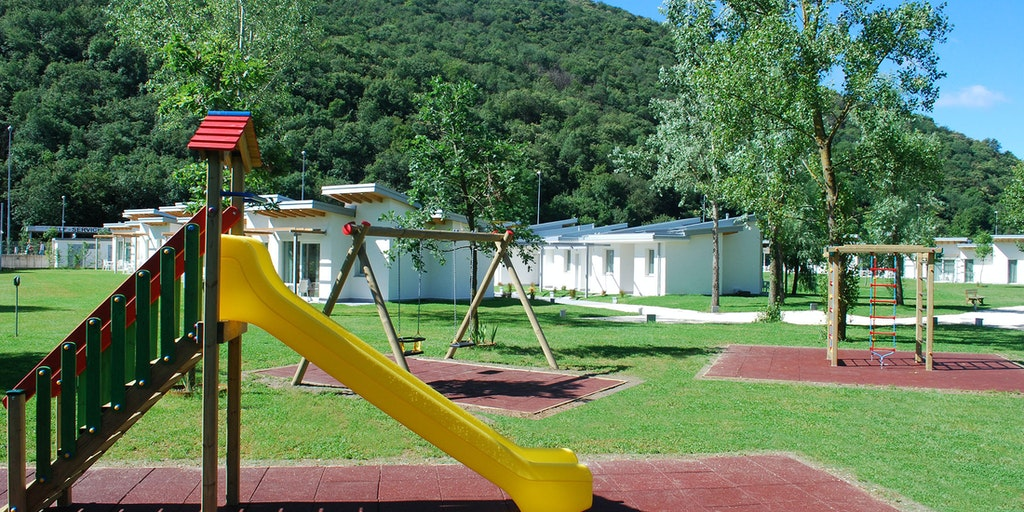 Børnene vil elske legepladsen