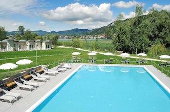 Residence Le Terrazze - Ferienwohnung in Iseo in der Lombardei