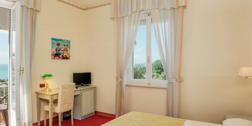 Pæne værelser danne ramme om din ferie
