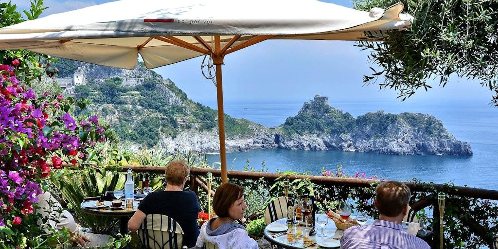 Hotel La Conca Azzurra Hotel Amalfiküste Italien