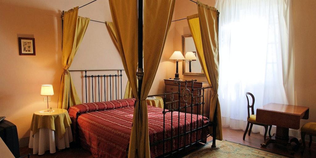 Deluxe-Zimmer in der Villa