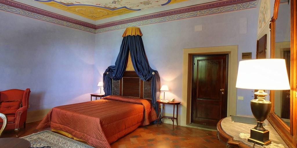 Superior-værelse i villaen