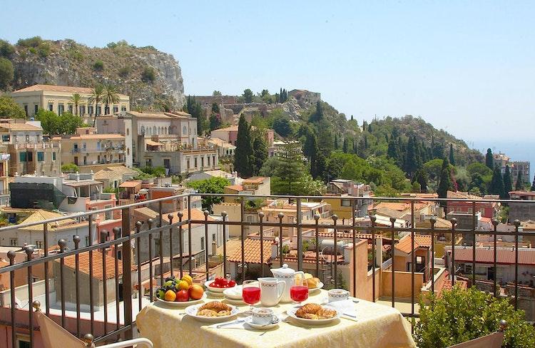 Diamond naxos taormina hotel in giardini naxos auf sizilien