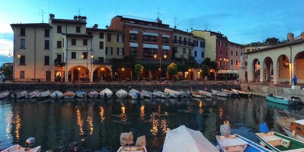 Hotel Desenzano Desenzano Del Garda Bs Italien