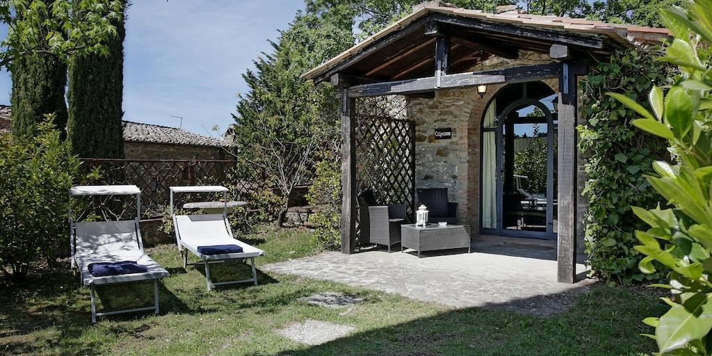 Garden-værelse