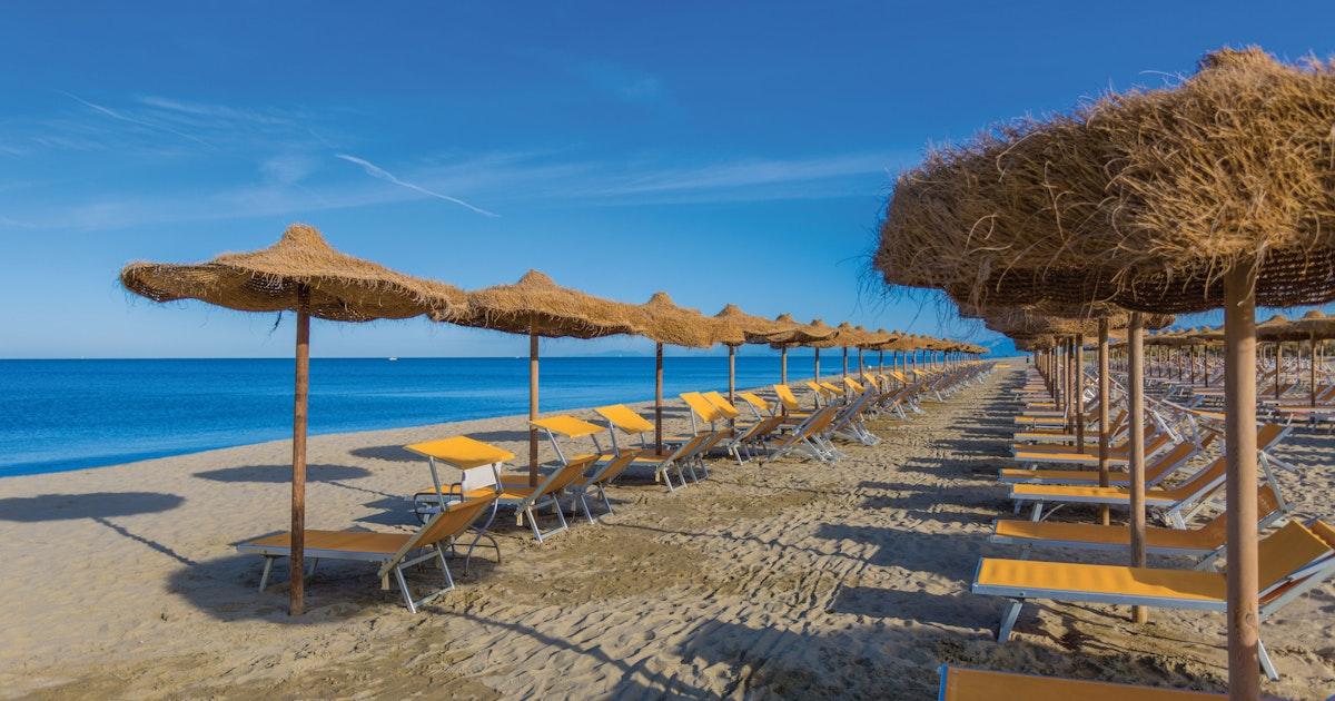 Resort Regina del Mare - Feriebolig i Calambrone i Toscana