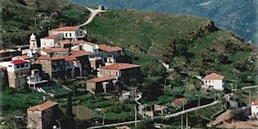 View of Guarrazzano from Amalafede