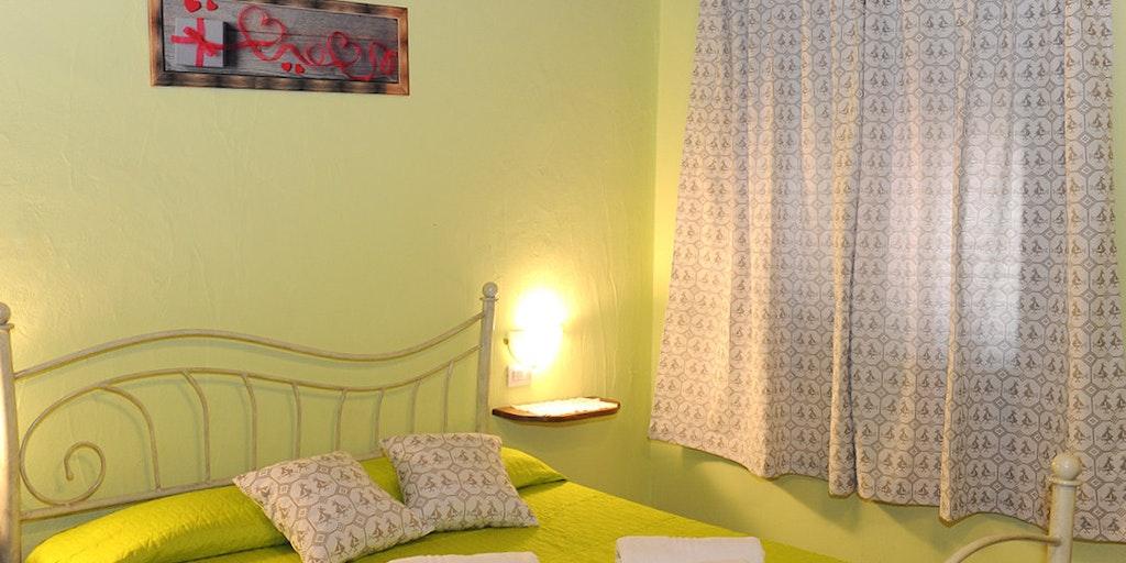 Exemple d'un appartement de deux pièces