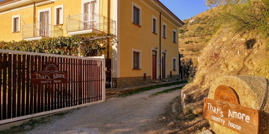 That's Amore Cilento Country House, Acciaroli