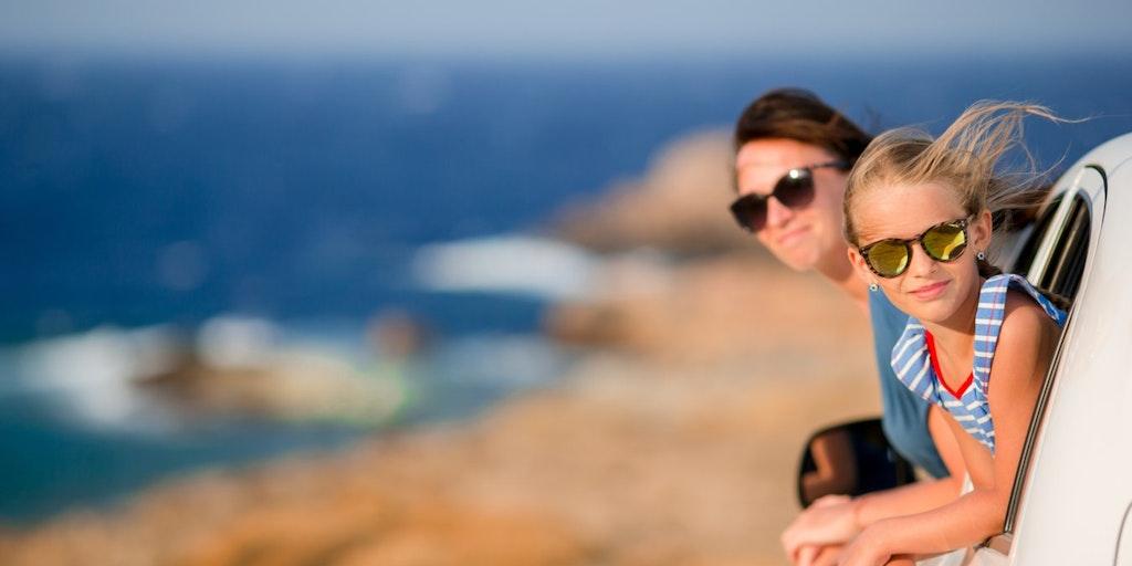 Tag familien med på en kør-selv ferie til Italien