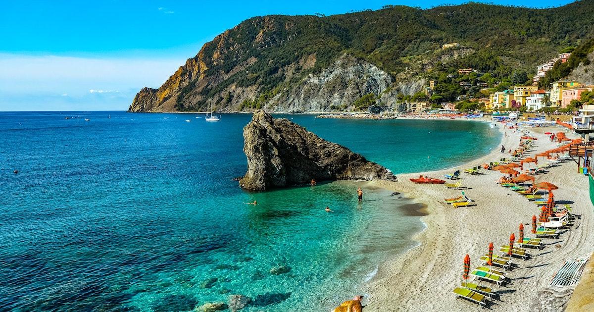 Den Italienska Rivieran Boka Hotell Semesterboende