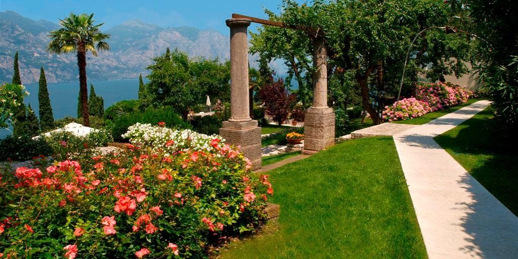 Hotel Bellevue San Lorenzo Malcesine Vr Italien