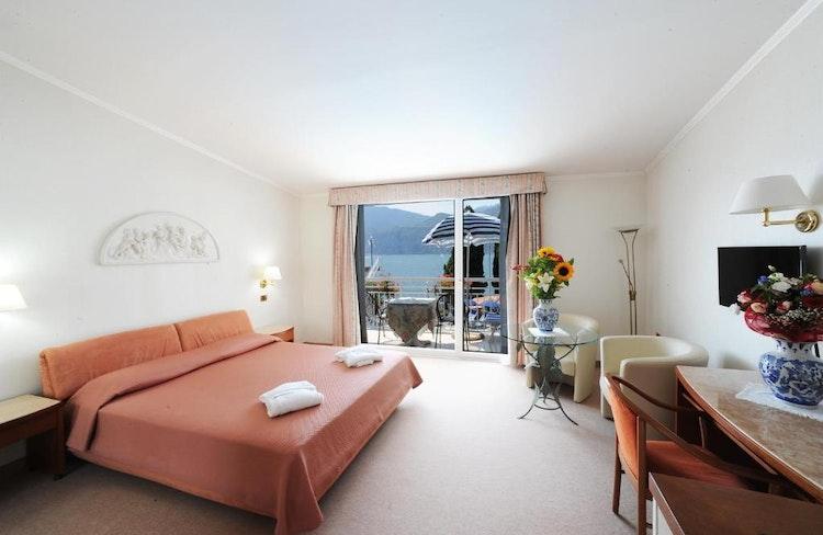 Hotel Excelsior Bay Hotel In Malcesine By Lake Garda